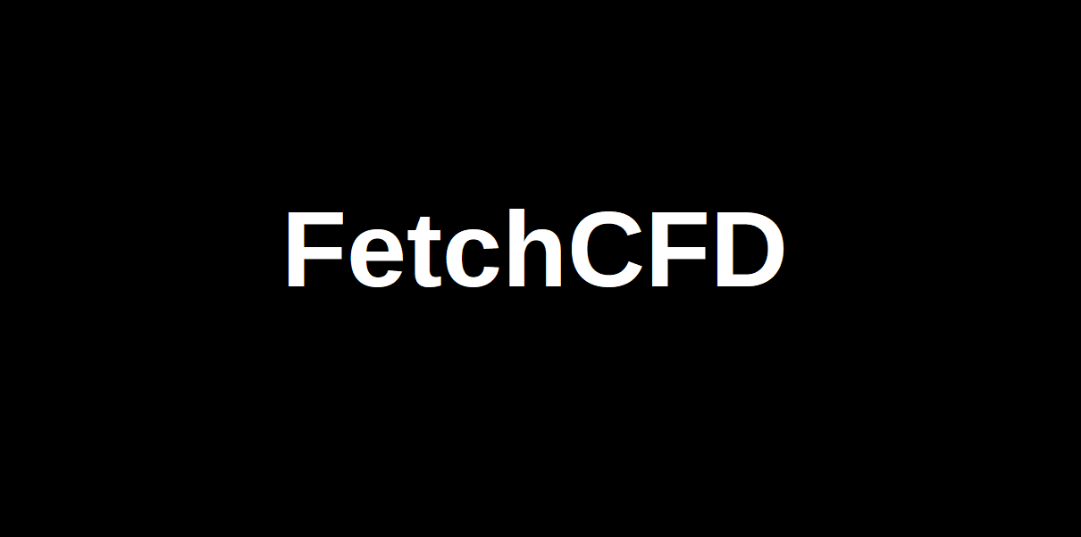 FetchCFD sign up